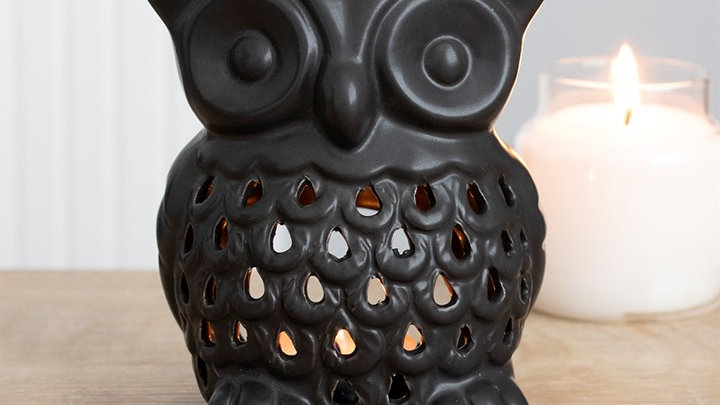 BLACK OWL OIL/WAX BURNER
