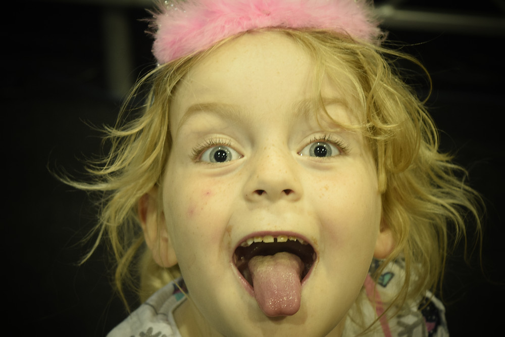My beautiful niece.
