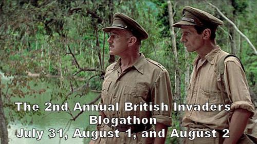 The British Invaders Blogathon