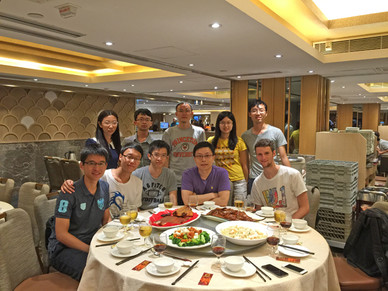 Farewell Dinner – Where Are the Tears? (July 2015)