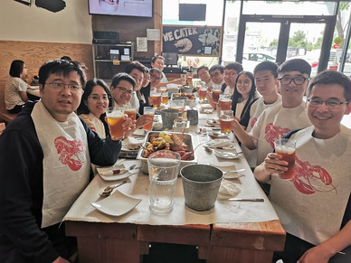 Cheer for the Lobster! (June 2019)