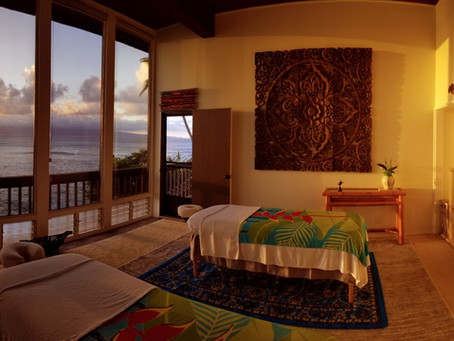 7 Reasons Why Blue Moon is The Most Sought After Couples Spa on Maui