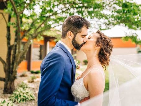 Southern Indiana Wedding at KlubHaus 61