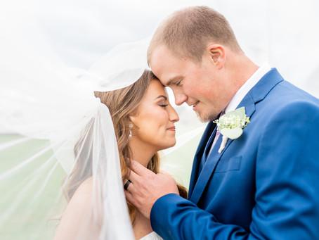 A Summer Barn Wedding in Southern Indiana-Franklin Farms