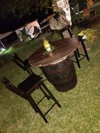 Barrel Bistro Tables