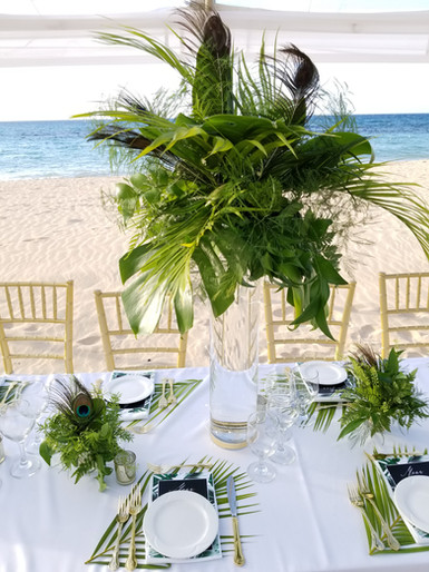 Tall Greenery Arrangement