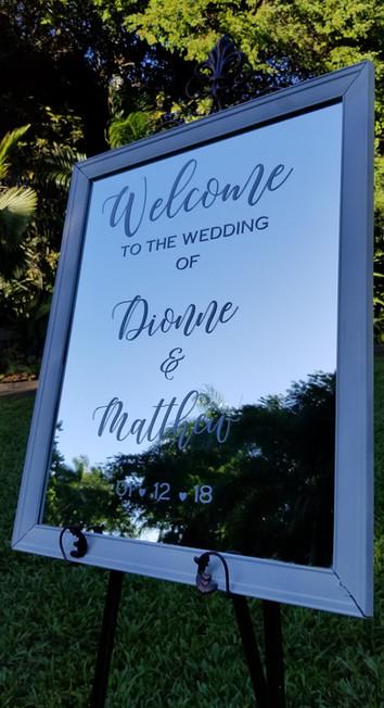 custom welcome sign (2)