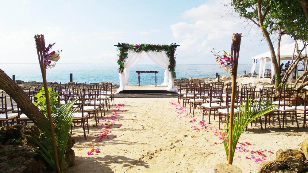 wedding arch 4 post