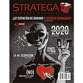 stratega business magazine cover
