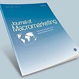 journl of macromarketing logo
