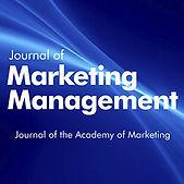journal of marketing management logo