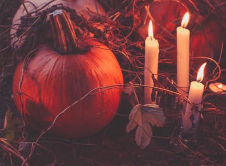 Samhain..Feast of the dead..All Hallows Eve..Halloween