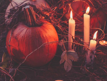 Samhain..Feast of the dead..All Hallows Eve..Halloween