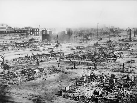 TULSA 1921 - AN AMERICAN HORROR STORY