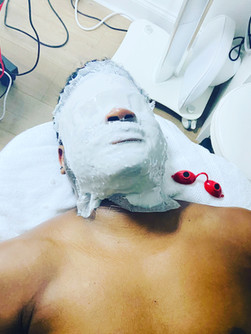 Male Facial Mask