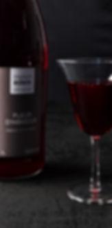bouteille et verre hibiscus 2 copie.JPG