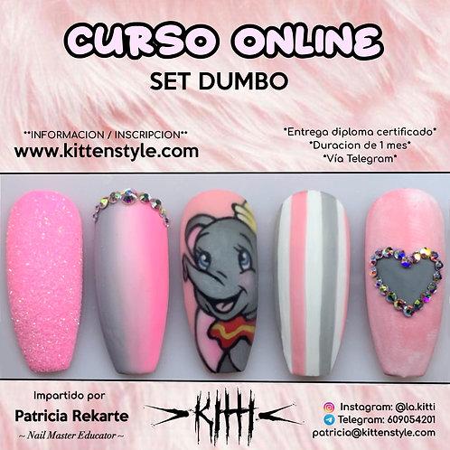 Curso Online Set Dumbo