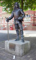 Robert Duckenfield, Dukinfield Town Hall, King Street, Dukinfield