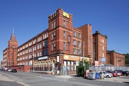 Vernon Mill, Mersey Street, Stockport