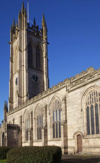 St Michael's Church, Ashton-under-Lyne