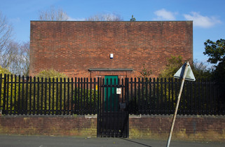 Substation, Musgrave Road, Halliwell, Bolton