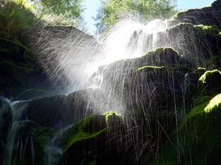Waterfall, Bleaklow