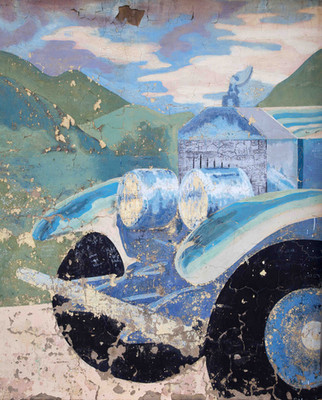 Mural, Kingsway, Burnage