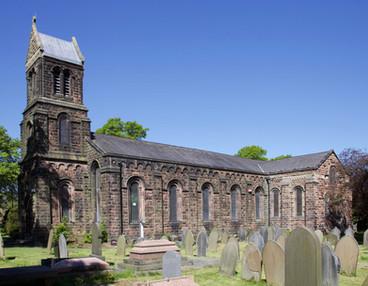 Christ Church Timperley, Ridgeway Road, Timperley, Trafford