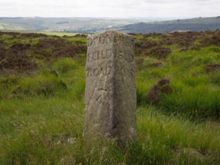 Hurkling Stone, White Edge