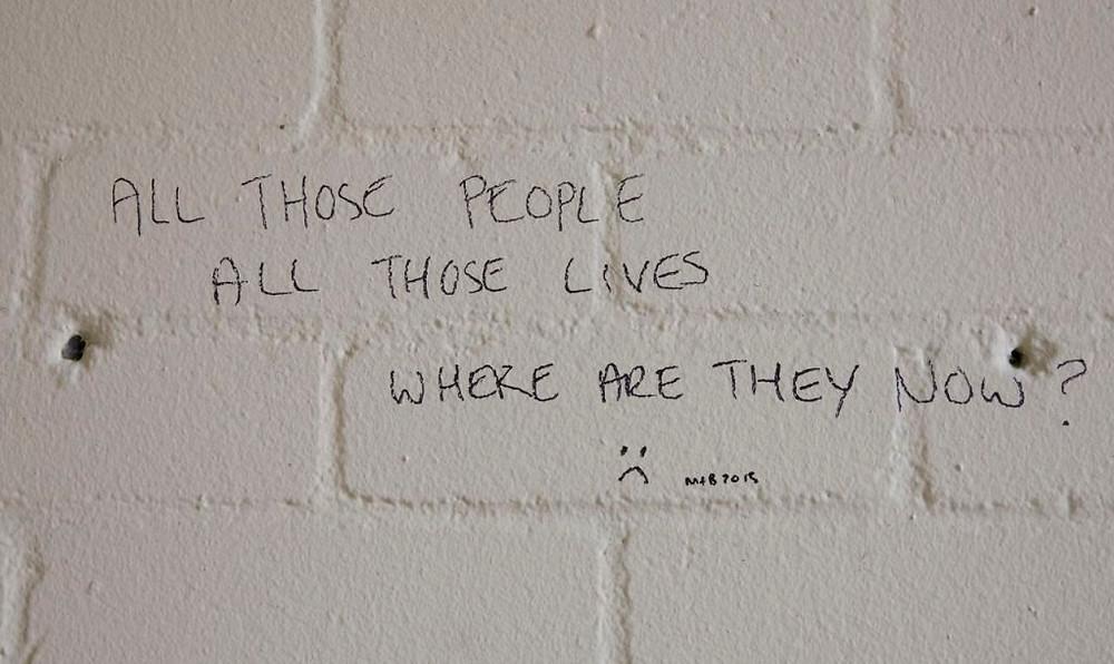 Graffiti at Park Hill