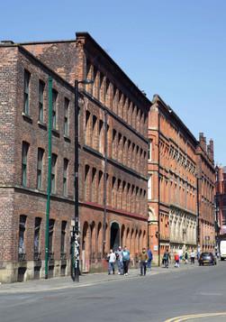 Warehouses, Dale Street, Northern Quarter