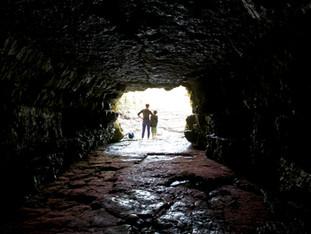 Sea cave, Flamborough