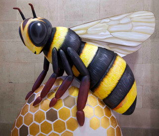 Bee in the City, City Library, St Peter's Square