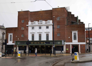 The Regal Cinema, The Butts, Rochdale