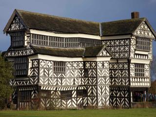 Little Moreton Hall, Cheshire