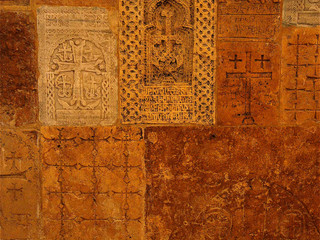 Armenian cathedral, Aleppo