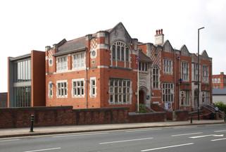 Failsworth Town Hall & Library, Oldham Road, Failsworth