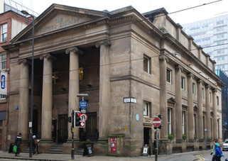 Portico Library, Mosley Street