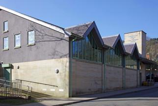 Ramsbottom Library, Carr Lane, Ramsbottom