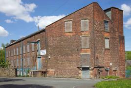 Jubilee Mill, Heywood Street, Spring Hill, Oldham