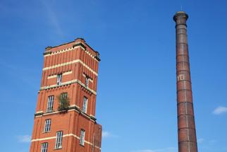 Demolition of Royd Mill, Hollinwood, Oldham