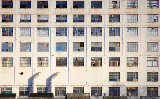 Former factory, Maastricht, Netherlands