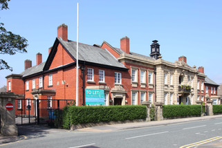 Former police station, Hind Hill Street, Heywood, Rochdale
