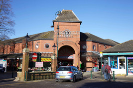 Tommyfield Market Hall, Albion Street, Oldham