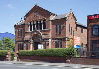 Manchester Jewish Museum, Cheetham Hill Road