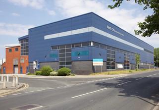 North City Family & Fitness Centre, Upper Conran Street, Harpurhey