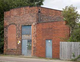 Substation, Trafford Wharf Road, Trafford Park