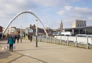 Gateway arch, Newport Street, Bolton