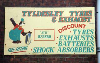 Shuttle Street, Tyldesley