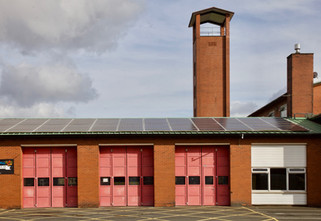 Pendlebury Fire Station, Bolton Road, Pendlebury, Salford